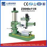 Máquina Drilling da perfuração (broca radial Z3040X11/II)