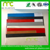 Film de PVC souple / flexible / transparent / Couleurs