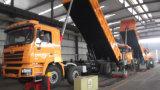 6*4truck camion à benne basculante de la roue 20t du tombereau 10 à vendre