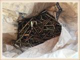 Леса покрынные цинком обрамляют шарнирнорычажный Pin