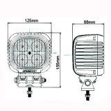 40W luz de conducción del CREE LED