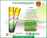 Zeile Markierungs-Spray-Lack (RoHS REICHWEITESGS) des Kapitän-Hot Sale