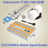 Dcs Lte 1800MHz 통신망을%s 이동할 수 있는 신호 증폭기