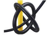 Größengleich-PVC-flexibles gewölbtes elektrisches Rohr leitet Nl206