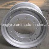 Rotella d'acciaio del camion dell'orlo TBR di Ubeless con Ts16949/ISO9001: 2000