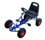 Preiswertes Geschenk-Cer-Kind-Pedal gehen Kart Kind-Spielwaren-Karre (HD-202)