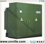 Подстанция электрической подстанции подстанции трансформатора