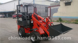 China Zl06 Mini Farm Equipment Radlader Loader mit Italien Hydrostatic System