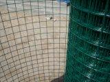 Зеленая Coated сваренная ячеистая сеть