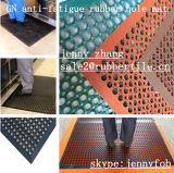 Anti-Slip Kitchen Grease Proof Rubber Flooring Mat, Hotel Rubber Floor
