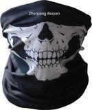 Пестрые платки лицевого щитка гермошлема буйволовой кожи черепа Microfiber полиэфира продукции OEM изготовленный на заказ