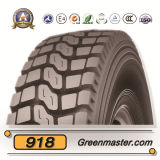 El neumático chino tasa 315/80r22.5