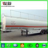 Árbol de la alta calidad de China tri 50000 litros de gasolina del depósito de acoplado semi
