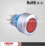Hban RoHS CER (22mm) Momentary Latching Kopf-Illumination Micro Switch