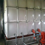 GRP/FRP/Fiberglass Fuego-Que controla el tanque de almacenaje de lucha contra el fuego de Wate del fuego