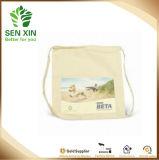 Nuevo bolso natural biodegradable de la lona del algodón 2017