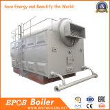 米の殻の/Woodチップ/Biomassの餌によって発射される蒸気の生物量のボイラー