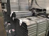 Tubulação de aço/câmaras de ar quadradas/quadrado de aço Tube-12 recozimento galvanizado/preto seção oca