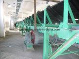 Transporte de correia fixo para a planta de aço da central energética carbonosa