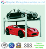 2 o 4 Post Parking System per Car Parking
