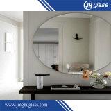 Preço 6mm de prata do espelho da prata do banheiro do Oval da parede Mirror3mm 4mm 5mm 6mm da alta qualidade 2mm 4mm grande