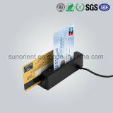 1つのICのカードおよび磁気カード読取装置または著者のUSB 2