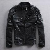 人の衣服のための新式の羊皮モータージャケット