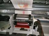 de online één-Kleur Printer van Flexo van het Embleem met de Blazende Machine van de Film