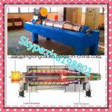 Máquina de desecación del lodo para el tratamiento de aguas residuales del molino de papel