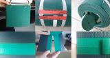 Sport del PVC delle corti di volano che pavimentano di installazione del nastro del Velcro