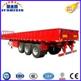 Il camion Superlink della base della parete laterale/rete fissa degli Tri-Assi semi collega il carico/rimorchio pratico da vendere