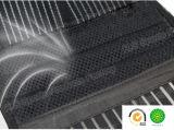 Form-Doppelt-Zug-Breathable abnehmenneopren-rückseitiger Schoner
