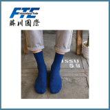 Il colore solido coppia i calzini felici
