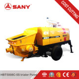 Sany Hbt5008c-5s 50m³ Насос гидровлической системы /H конкретным тепловозным установленный трейлером