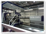 Torno horizontal del CNC de la alta calidad para dar vuelta a los cilindros de 8000 milímetros de longitud (CK61160)
