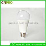 A melhor lâmpada baixa dos bulbos E27 E14 B22 do diodo emissor de luz da venda 7With9With12W feita em China