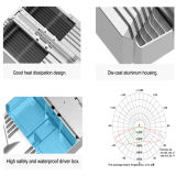 Manufacyory 가격 IP65 질 보장 높은 Brighness LED 가로등 Ml Mz 100W