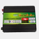 C.C de 500W 12V/24V à l'inverseur de pouvoir d'UPS à C.A. 110V/220V avec le chargeur (QW-M500WUPS)