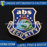 Perni di metallo personalizzati marchio dello smalto della fabbrica della Cina