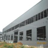 Vor-Ausgeführte industrielle Stahlgebäude für Werkstatt
