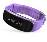 Pulsera de reloj inteligente OLED Heart Rate Monitoring