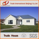 La construction préfabriquée en acier/a préfabriqué les constructions mobiles en tant que maisons vivantes privées