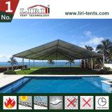 Tente en aluminium de centre d'événement de tente d'usager de construction au Nigéria