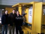 Petróleo dieléctrico do vácuo Zym-150 móvel que recicl a máquina, filtro de petróleo