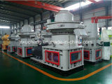 High Quality Ce Vertical Ring Die Biomass Sawdust Pellet Mill