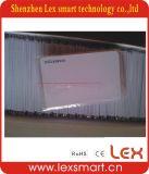 125kHz cartões em branco de baixa frequência da identificação do plástico do ISO Cr80