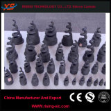 Boquillas de la desulfurización del carburo de silicio