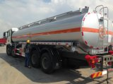 Sinotruk HOWO 8X4の燃料の交通機関の手段の燃料タンクのトラック