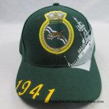 Preiswertes Großhandelspolyester gekennzeichneter Baseball Cap&Hat für Männer