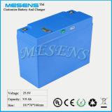 24V 10ah Lipo Batterie-Satz der Batterie-24V